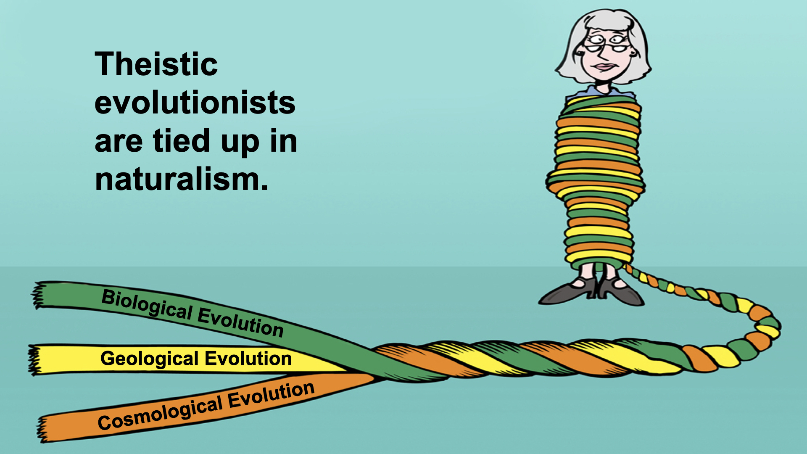 Theistic evolutionists