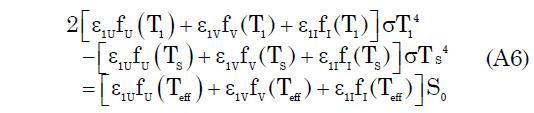 Equation A6